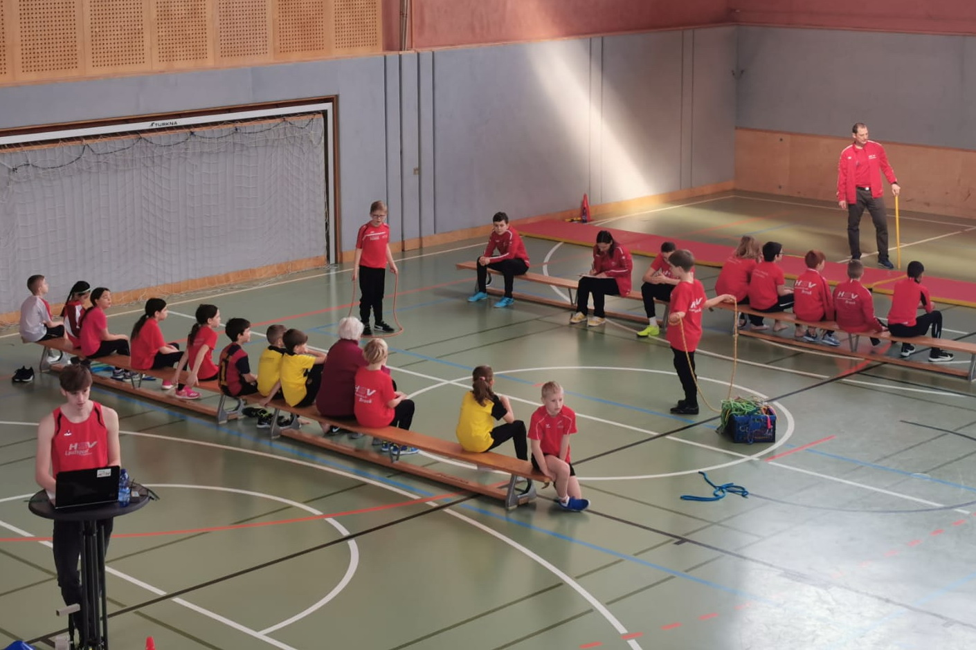 Finale Indoor Kids Cup in Bruck